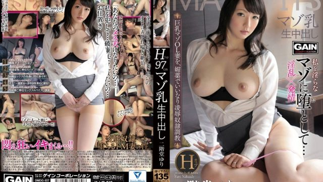 DMDG-037 StreamJav Masochistic Tits Creampie Raw Footage – Yuri Nikaido