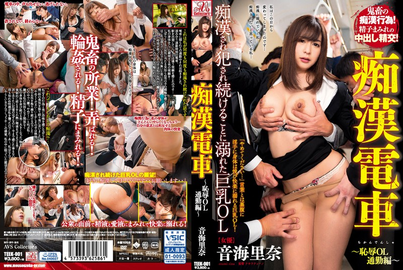 TEEK-001 JavSeen Rina Onkai Molester Train Shamed Commuting Office Lady A Big Titty Office Lady Loses It After Being Endlessly