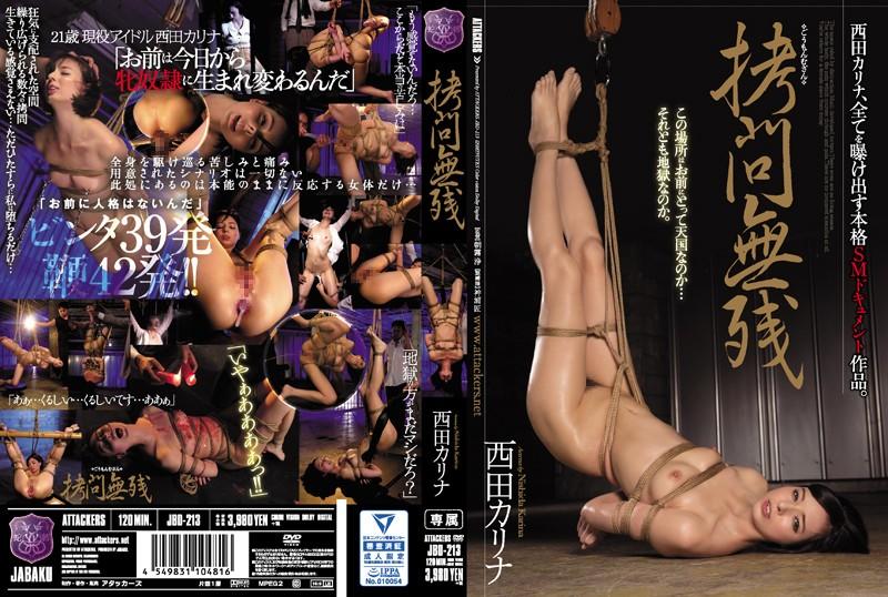 JBD-213 javguru Torture Tragedy Karina Nishida