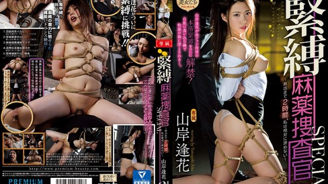 PRTD-017  Aika Yamagishi S&M Narcotics Investigation Squad Special – It'll Be 2 Hours Until I'm Rescued, So I'm Never Going