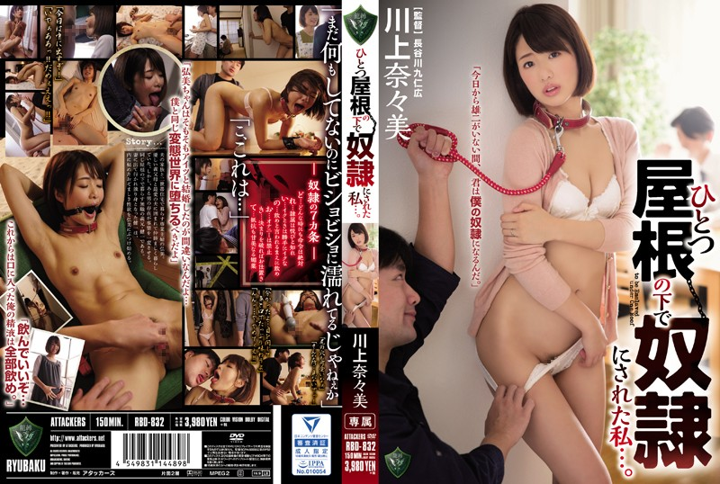 RBD-832 jav best I Was Turned Into A Slave At Home… Nanami Kawakami