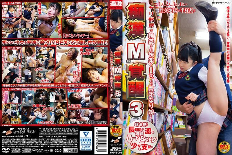 NHDTB-002 popjav Molester M Awakening – Submissive Girl's Desires Awaken in Forced Gang Bang