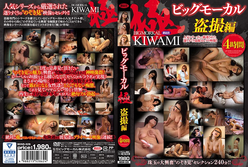 BDSR-329 asian xxx Streaming Only Bonus – Big Morkal Extreme Peeping Compilation