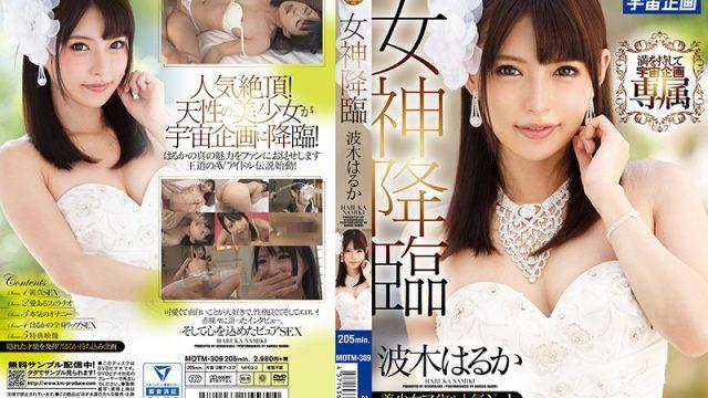MDTM-309 porn xxx The Goddess Descends Haruka Namiki