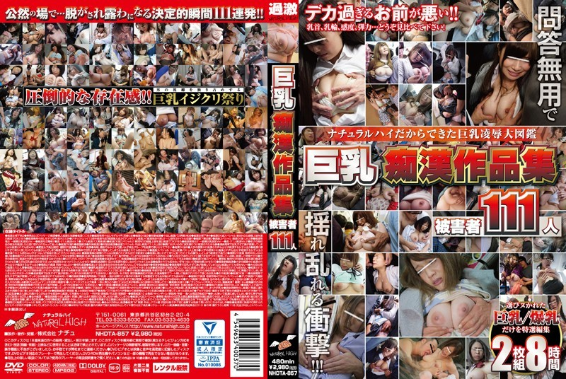 NHDTA-857 full hd porn movies Big Tits: Molester Works Collection 111 Victims