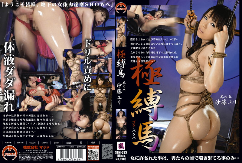 STM-033 japanese hd porn Wild and Tied #5 Yuri Sato
