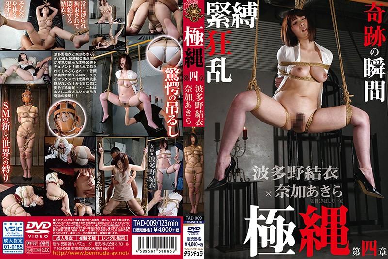 TAD-009 best japanese porn Extreme Rope The Fourth Chapter Yui Hatano x Akira Naka