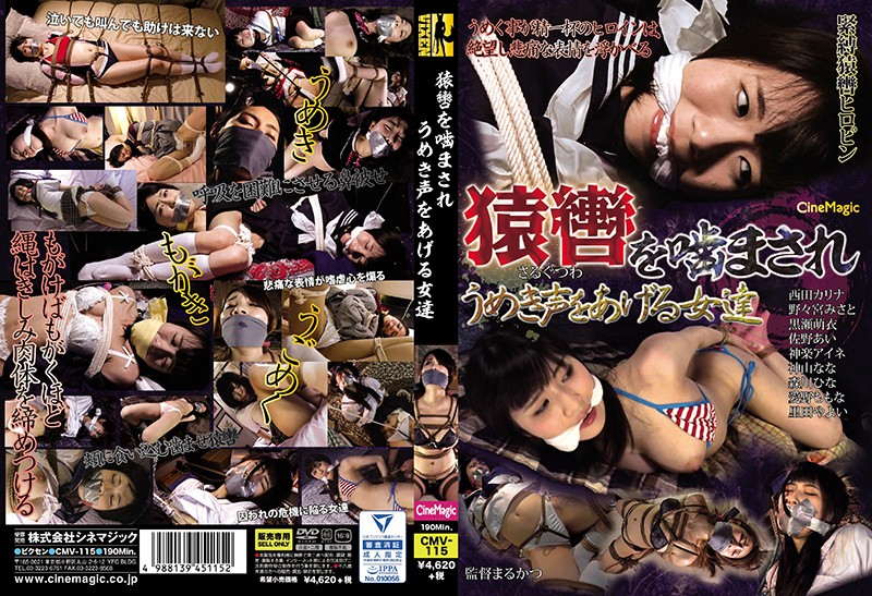 CMV-115 japan porn Screaming Gagged Women