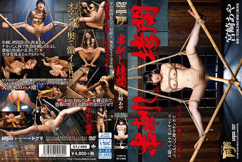 GTJ-065 javmovie Skewered Torture Aya Miyazaki