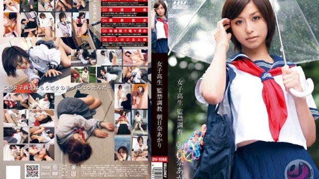 DV-1088 streaming sex movies Schoolgirl Confinement and Breaking In ( Akari Asahina )