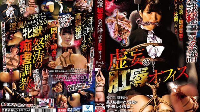 CMC-222 jav xxx The Genealogy Of A Slave Secretary The False Anal Shame Office Hinako Sasaki
