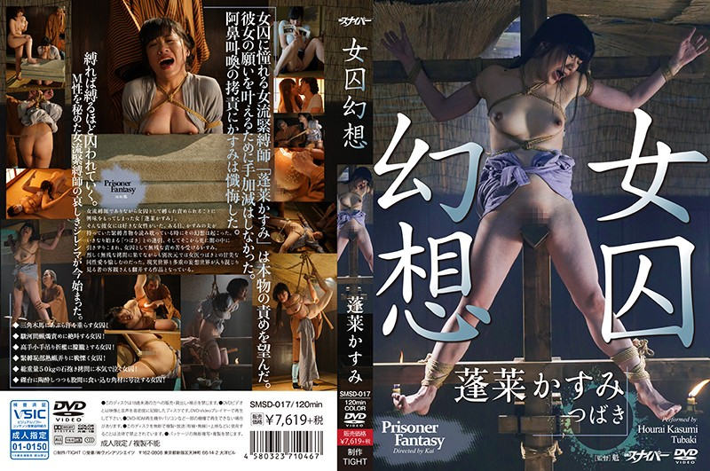 SMSD-017 free jav Female Prisoner Fantasy Kasumi Horai