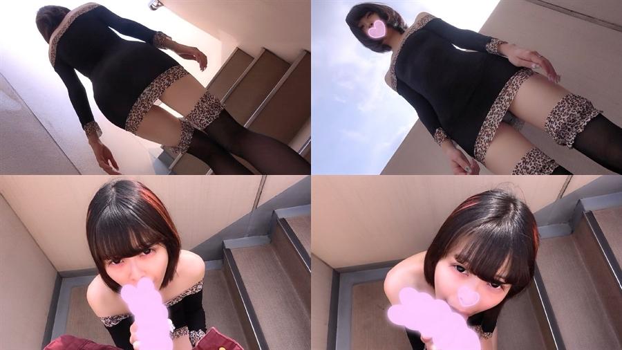 FC2 PPV 1191748 ラム19歳 大人気の超絶美少女配信者!屋外階段でリアルガチSEX!青空の下、アイドル級美少女を本能のままに生チ○ポでハメまくり!屋外階段生ハメ中出しオフパコ!