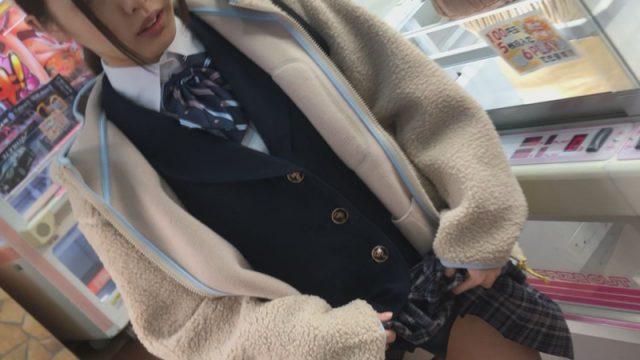 FC2 PPV 1212930 【個撮】県立普通科①無垢な色白少女。ゲーセンで露出からホテルで体を弄ばれる