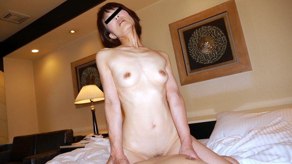 Pacopacomama 042819_078 Yuka Funaki もう一度、華奢な奥様ととことんヤリまくる