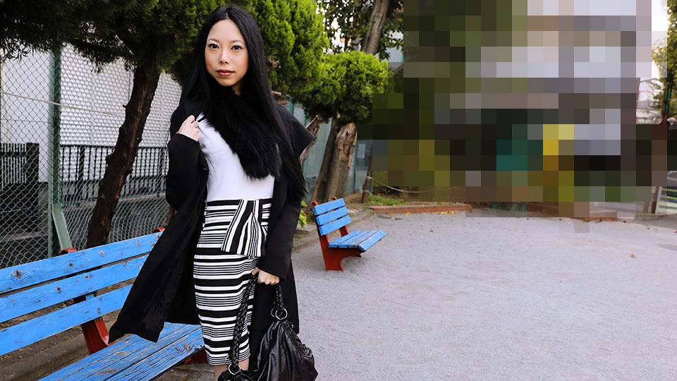 Pacopacomama 122618_407 Madoka Ibuki おばさんぽ 〜和風黒髪美人と郷愁デート〜