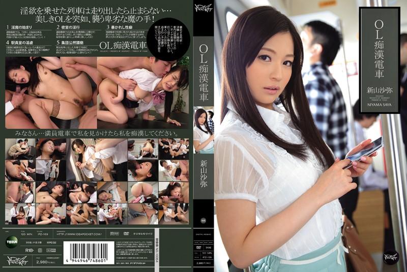 IPZ-169 best jav Office Lady M****ter Train Saya Niyama