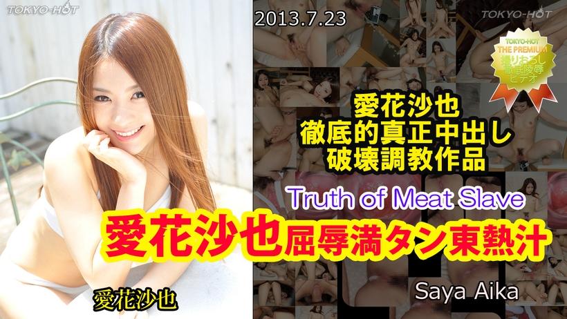 Tokyo Hot n0869 jav free online Truth of Meat Slave