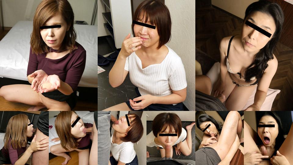 Pacopacomama 071420_329 MILF チンポがとろけ〜る!人妻尺八スペシャル版