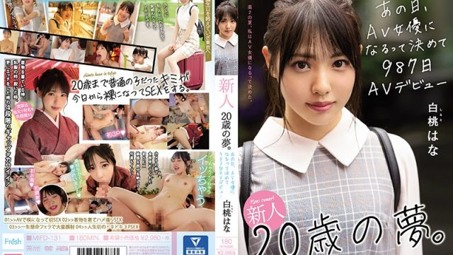 MIFD-131 free asian porn movies Hana Shiromomo Fresh Face Dreams Of A 20 Year Old. AV Debut 987 Days After That Day She Decided To Be An AV Actress