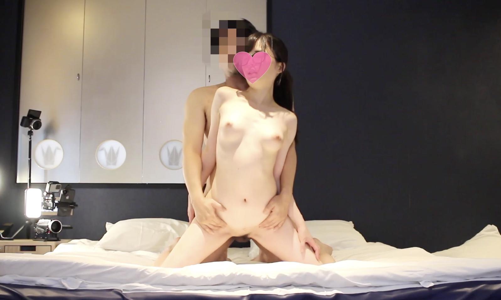 FC2 PPV 1516255 【数量限定2980pt→1980pt】美少女とお泊まり温泉❤️イチャLOVE混浴フェラ❤️ベットに移動してたっぷりピンク乳首舐め ❤️いろんな体位とアングルで生中出し 購入特典あり