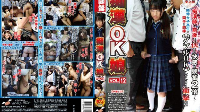 NHDTA-455 jav pov Molestation OK! Girls vol. 12