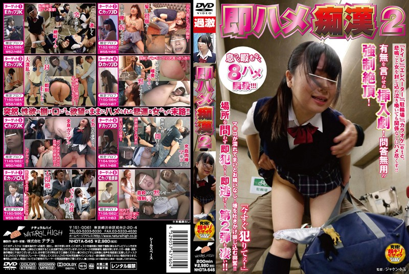 NHDTA-545 asian sex videos Quickie Molester 2
