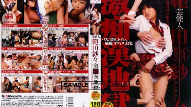 STAR-001 porn 1080 Celebrity Sasa Handa Extreme Molester Hell