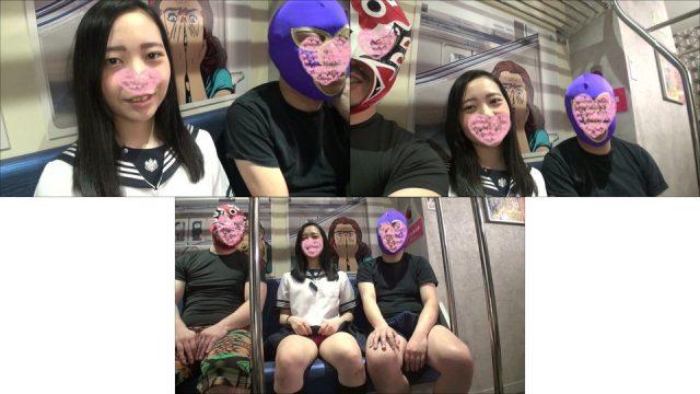 FC2 PPV 1554305 2両編成!暴走特急❤️オジサントレイン出発進行❤️❤️ 乗客は魅惑のJ〇❤️ 目的地のオマンコ駅までレッツゴー!