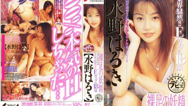 SEA-032 hd porn stream Barefoot Fairy Haruki Mizuno