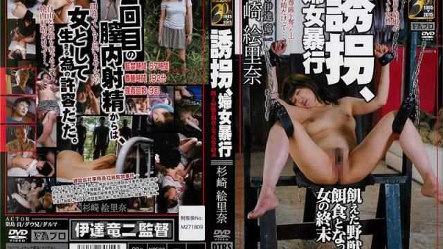 DTRS-015 JavHD Abduction, Rape Erina Sugisaki