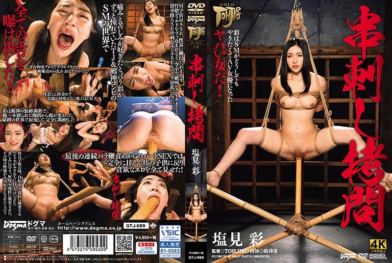 GTJ-089 porn xx Skewered Aya Shiomi
