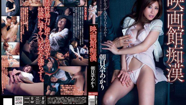 DV-1523 hd asian porn M****ter At The Movie Theater Akari Asahina