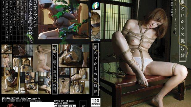 AKHO-067 japanese adult video Hikaru Shiina's Bondage Slave Hikaru Shina