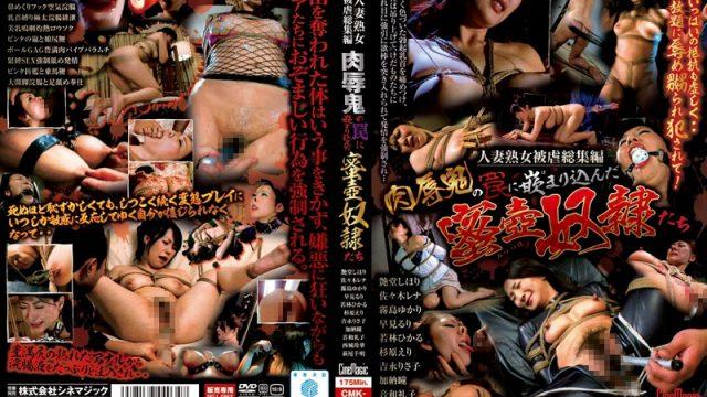 CMK-034 free jav porn Hikaru Wakabayashi Shihori Endo (Shiori Endo) A Collection Of Married Women's Shame – These Sex Slaves Have Fallen Into A Demonic Trap Of Carnal