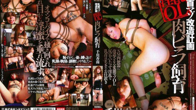 CMV-024 javforme Masochist Nipple Transformation Wild Office Lady's Flesh Training Anna Sengawa