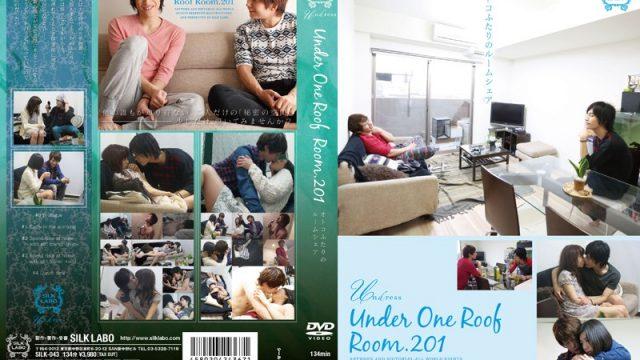 SILK-043 japan av movie Under One Roof in Room 201 – Two Men Share a Room