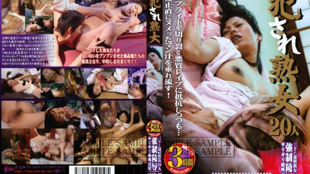 SMD-26 jav sex V*****ed Mature Woman